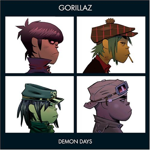 gorillaz demon days. Gorillaz - Demon Days
