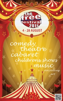 2011 Free Festival Programme