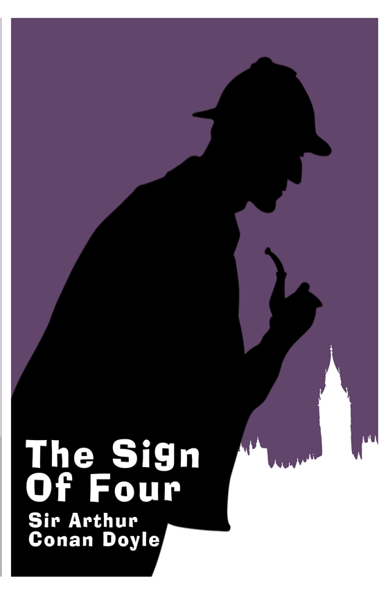 book report of sherlock holmes the sign of four The sign of the four is the second sherlock holmes book but it is one that introduces a few of his more well-known elements if the first novel told us that he was a.