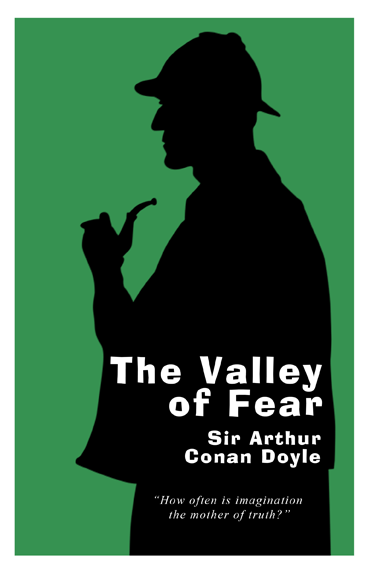 The Valley of Fear eBook